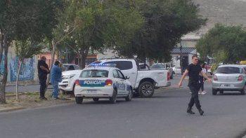 choque sin heridos en la avenida kennedy