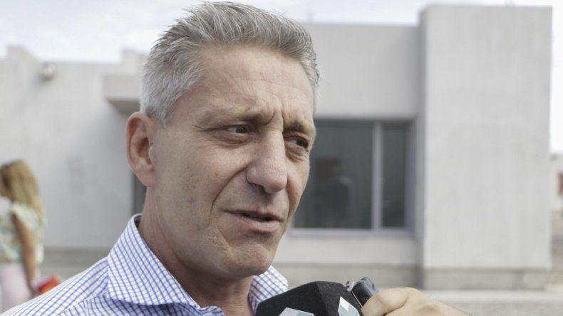 Arcioni admitió no contar con el apoyo de sus propios diputados