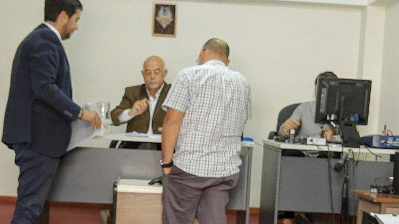 El juez Pérez decidió que Daniel Muñoz permanezca detenido un mes. El sujeto cuenta con numerosos antecedentes.