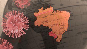 coronavirus: cuatro casos sospechosos en brasil y paraguay