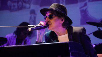 Charly García fue operado de urgencia y cancelaron su presentación en Cosquín Rock