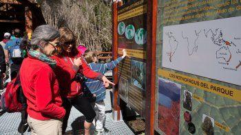Chubut tuvo el enero de mayor ocupación turística en diez años