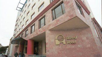 Comodoro Rivadavia tiene alrededor de 4 mil plazas hoteleras y la ocupación según FEHGRA fue del 50%.