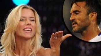 Nicole Neumann denunció a Cubero en una comisaría de Buenos Aires