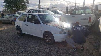 Secuestran un auto robado que fue comprado por Facebook
