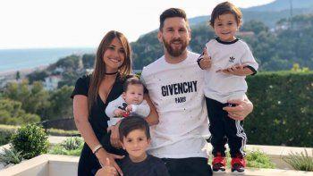 Antonela salió a bancar a Messi en medio de la crisis en Barcelona