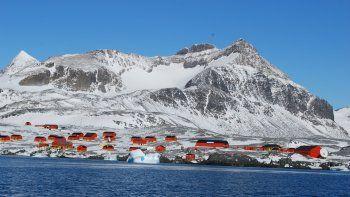 La Antártida se convirtió en un horno y superó registros históricos