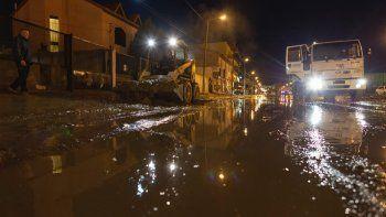 Provincia debe enviar los presupuestos a Nación para que se hagan las obras hídricas