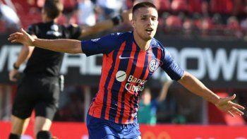 San Lorenzo derrotó a Vélez en el Nuevo Gasómetro