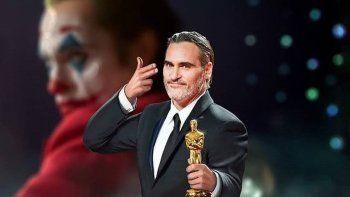 Joaquin Phoenix ganó su primer Oscar y dio un emotivo discurso