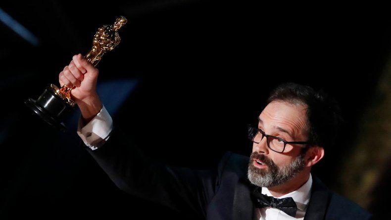 El editor que dedicó su premio a la Argentina