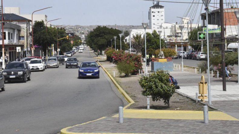 Caleta Olivia está incluida en el programa de planificación urbanística