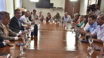 En la reunión del martes fue notoria la ausencia del vicegobernador Sastre. Ya una de las diputadas que lo tienen como referente dijo que no asistirá más a reuniones del Poder Ejecutivo en las que no esté.