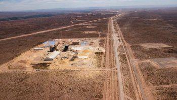 petroleros de neuquen paralizaron una planta de yfp en vaca muerta