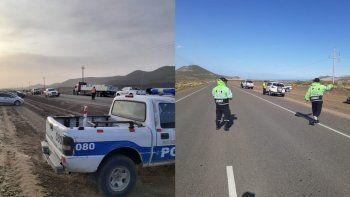 Labraron 14 infracciones en operativo de control sobre Ruta 39