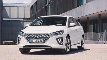 Importadores. Hyundai tuvo aval para el Ioniq Hybrid.
