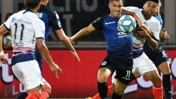 San Lorenzo perdió en su visita a Talleres de Córdoba
