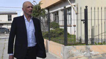 Martín Buzzi dijo en un cuarto intermedio que Ferreira de la Casas pedía tres lotes que valen 3 millones de dólares para desistir del juicio.