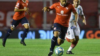 independiente saco un empate sobre el final ante arsenal