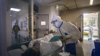 Murió el director de un hospital de Wuhan