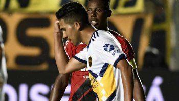Boca:Bebelo Reynoso pidió ser vendido a la MLS