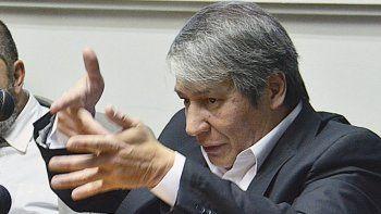 Según la imputación, el abogado Romero (foto) no mató al tapicero solo por la proverbial intervención de terceros.
