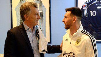 ¿Macri espió a Messi durante su gobierno?