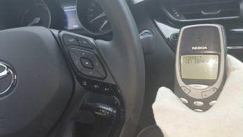el ingeniero al que le robaron en su vehiculo con inhibidores alerto sobre esa modalidad