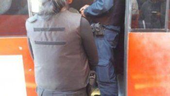 identifican a sospechoso en terminal de caleta olivia