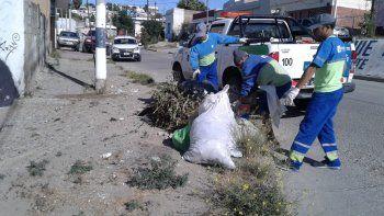 ¿como sera el servicio de recoleccion de residuos durante carnaval?