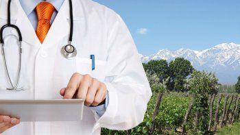 crece en mendoza un consorcio dedicado al turismo medico