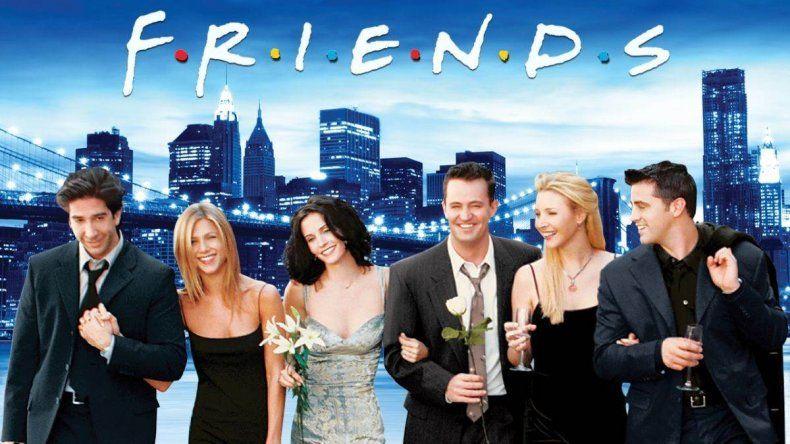 Confirmado: habrá una reunión especial de Friends este año
