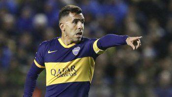 Carlos Tevez viene de marcarle dos goles a Central Córdoba de Santiago del Estero y además erró un penal.