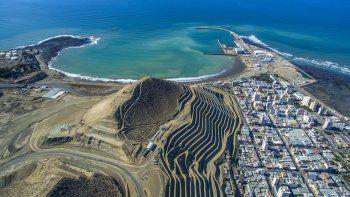 Comodoro Rivadavia, la ciudad más importante de la Patagonia central, festeja hoy sus 119 años.