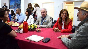 comodoro reunio a concejalas peronistas de la patagonia