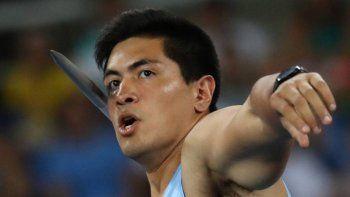 murio en un accidente el atleta olimpico braian toledo