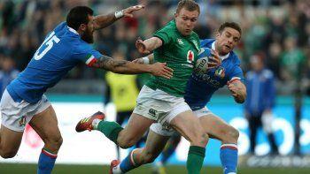 suspendieron un partido del seis naciones de rugby por el coronavirus