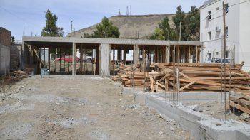 avanza la construccion del edificio de fundacion crecer