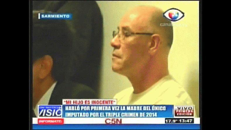 Madre de Lamonega cuestionó procedimiento judicial y al ex abogado defensor