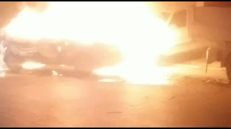 Video: Gastón vía whatsapp a El Patagónico.