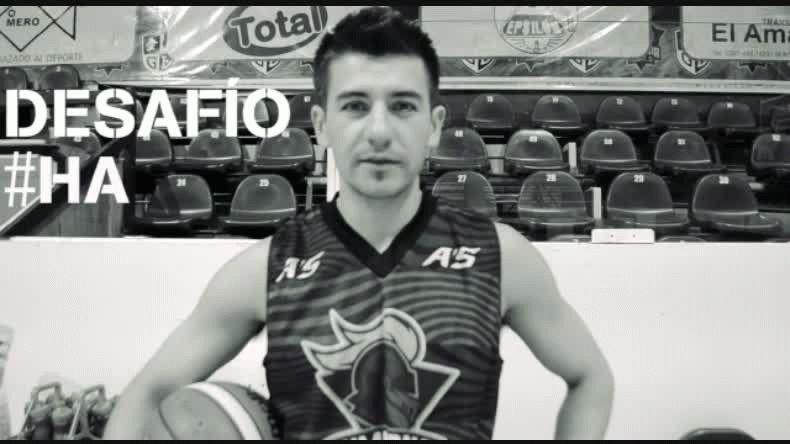 Jugadores de Gimnasia se sumaron a la campaña #HaBraSo
