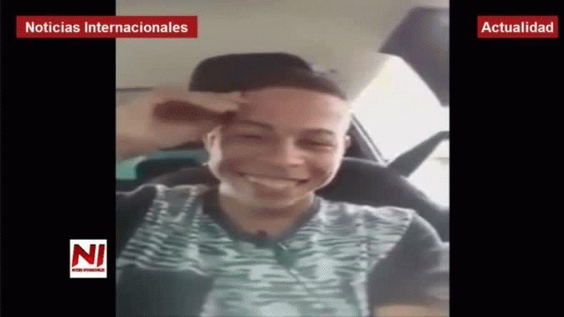 Jóvenes fueron baleados mientras transmitían en vivo por Facebook