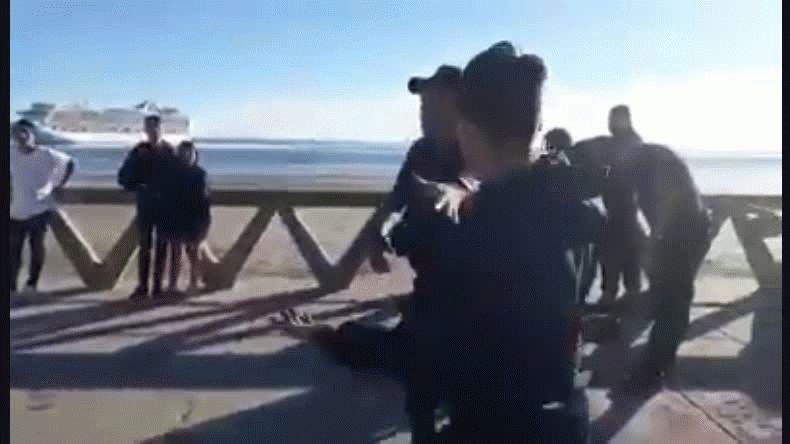 Otra vez un caso de abuso policial en Puerto Madryn