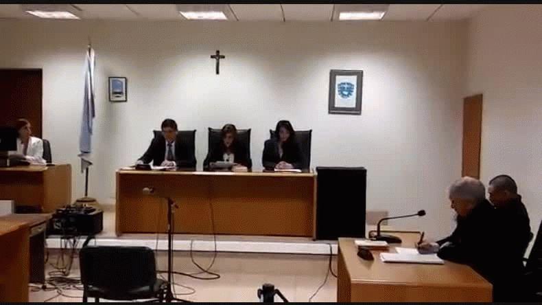 Aguilante fue declarado penalmente responsable de asfixiar a su pareja