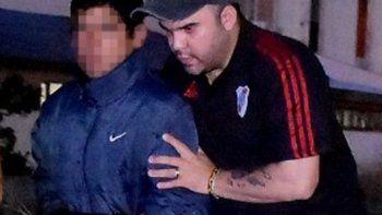 Omar Alvarado fue detenido el sábado 22 de febrero y se sospecha que el día anterior participó de una multitudinaria marcha ciudadana. No se publica su rostro por requerimiento judicial.