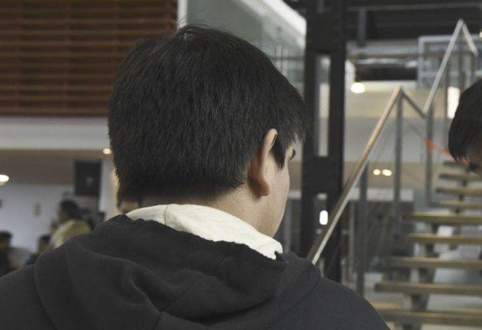 Renzo en el Centro Cultural