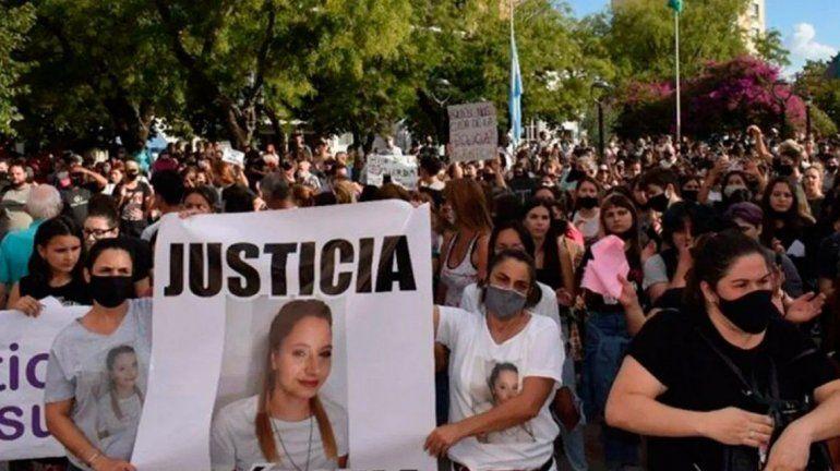 Femicidio de Úrsula Bahillo: se negó a declarar el acusado
