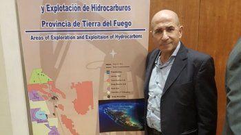 El secretario general del Sindicatos Petroleros Jerárquicos, José Llugdar, valoró el papel que juega Tierra del Fuego en la producción de gas del país.