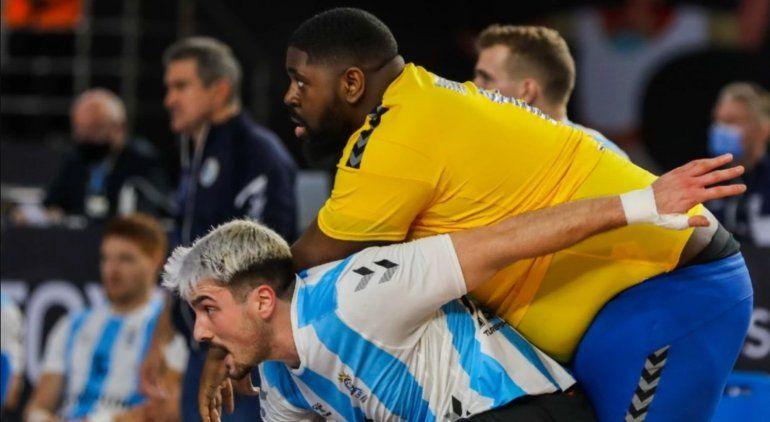 Repudian a Olé por tratar de gordito a un deportista de Congo