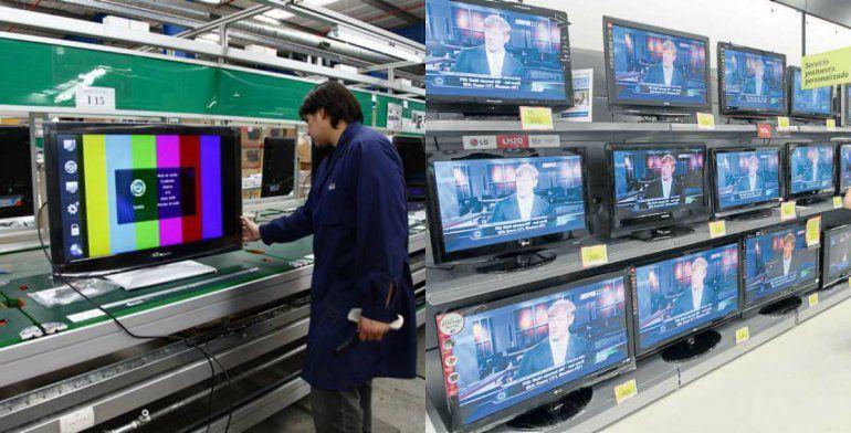 Operarios de Tierra del Fuego cruzan a Chile para comprar electrodomésticos